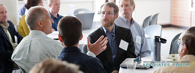 WCEC Affiliates Forum 2012